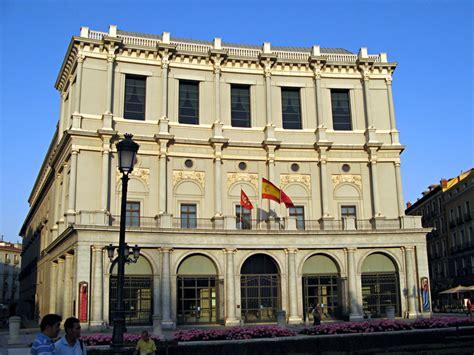 imagenes teatro real madrid teatro real de madrid