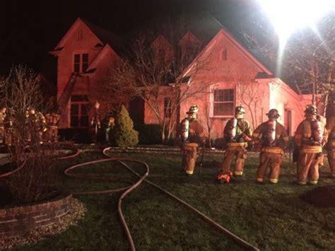rescue northern va chimney damages home in fairfax rescue fairfax city va patch