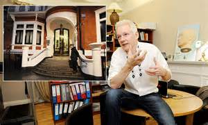 The Livingroom Candidate by It S Like Living In A Space Station Julian Assange