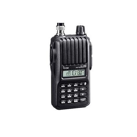 Ht Handy Talky Icom Ic V88 Vhf Grosir Murah Meriah Mewah icom ic v80 icom handy talky pt radio komunikasi indonesia