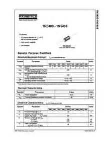 dioda 1n5408 datasheet 28 images 1n5408 datasheet pdf semikron international 1n5408 e3 54