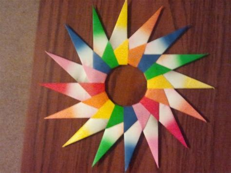How To Make An Origami 16 Pointed - how to make an origami 16 pointed 28 images 8 pointed