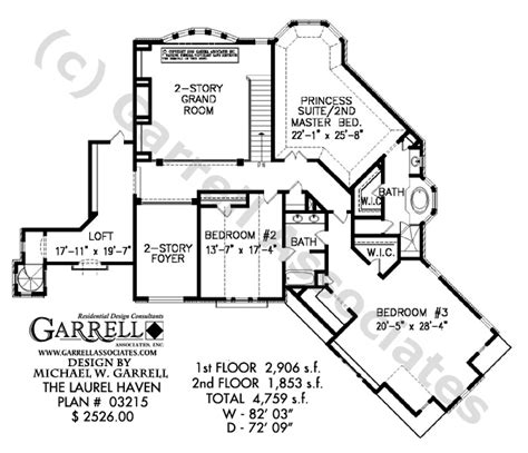 French Country House Plans One Story laurel haven house plan dual master house plans
