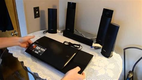 sony bdv n790w home theater system unboxing