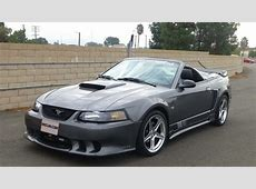 2004 Ford Mustang Saleen Convertible | F163 | Anaheim 2013 F163 Engine