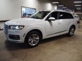 2017 audi q7 white new white 2017 audi q7 car for sale