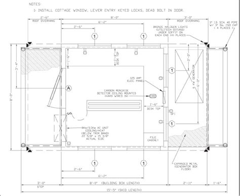 security floor plan general shelters security off grid