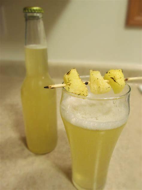 Handmade Soda - soda expert psych soda roasted pineapple soda