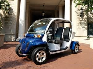 The Future Of Electric Vehicles Is Golf Carts Not Tesla Electric Cars Are The Future Again Yahoo Voices Voices