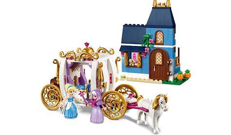 Lego 41146 Disney Cinderella S Enchanted Evening lego disney princess cinderella s enchanted evening 41146 toys character george
