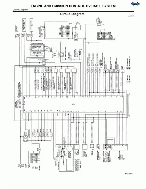 nissan leaf wiring diagram wiring diagram with description