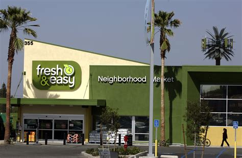 Smart And Easy fresh easy closing more stores where they are in southern califo