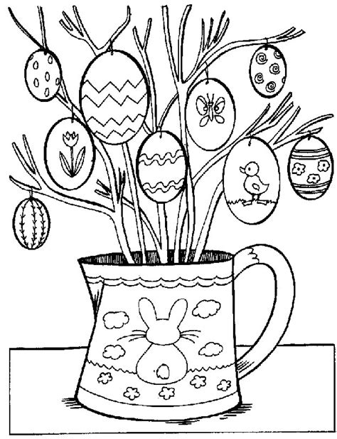 dltk coloring pages for easter coloriage paques oeufs 11 a 21 224 colorier allofamille