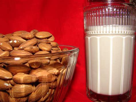 Mamoy Almond Almond Home Made home made almond milk bigoven