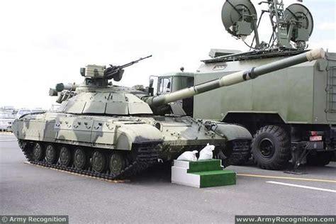 T-64BM BULAT main battle tank technical data sheet ... Ukraine Military Equipment