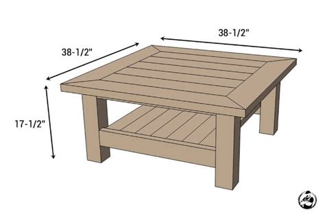 best 20 square coffee tables ideas on build a