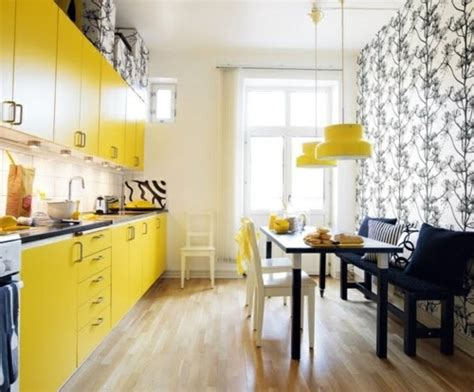 bright yellow kitchen bright yellow kitchens bring the sun into your home