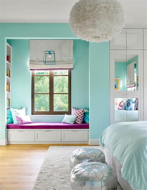 17 ideas make girls bedroom dweef com bright and attractive interior design window seat nook transitional bedroom norman design