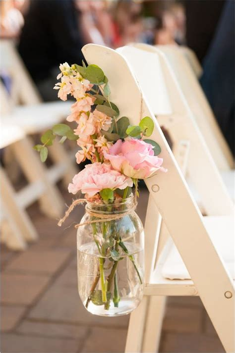 Wedding Aisle Decorations Rustic by Shine On Your Wedding Day With These Breath Taking Rustic