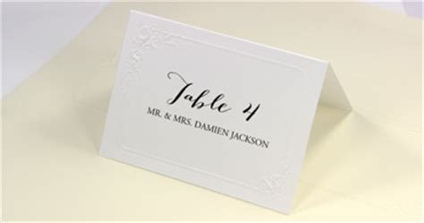 How To Print Wedding Place Cards At Home
