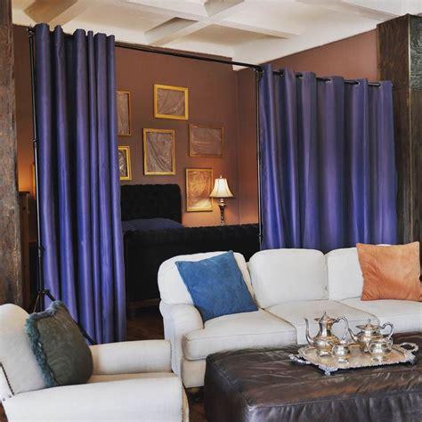 room separation curtains best 25 room divider curtain ideas on pinterest curtain