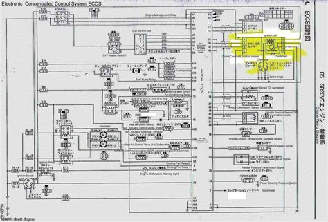 qg18 nissan wiring diagrams wiring diagrams
