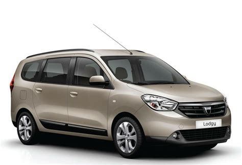 2015 renault lodgy photo revealed in india