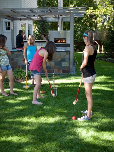 good backyard games popular backyard and tailgating games diy
