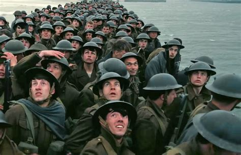film dunkirk showing christopher nolan s dunkirk will be biggest 70mm release