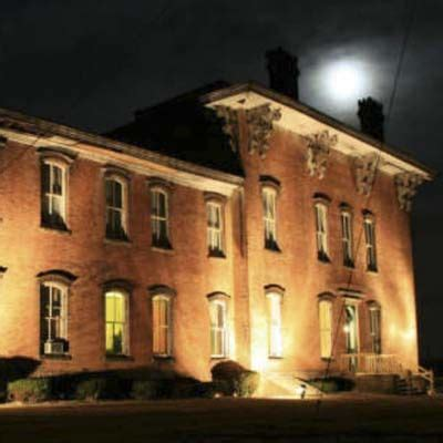Haunted House Tours by S Best Haunted Historical House Tours Ohio