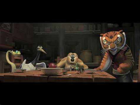 imagenes de tailon de kung fu panda kung fu panda trailer espa 241 ol hd youtube