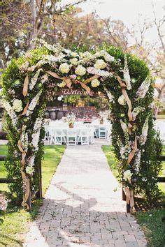 Wedding Arch Omaha by Rustic Chic Weddings On Rustic Gardens
