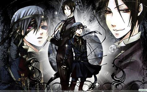 Wallpaper Black Butler | black butler wallpapers wallpaper cave