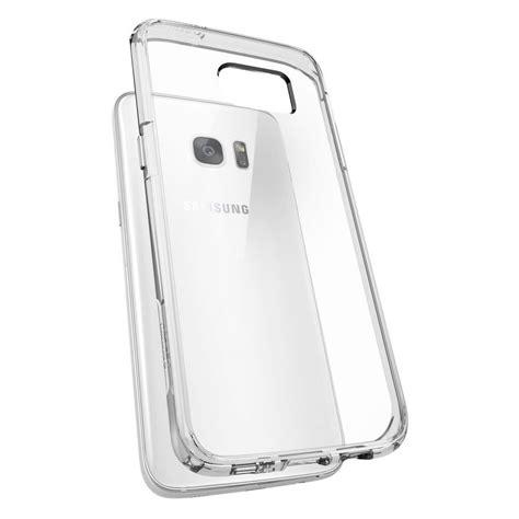 Terbatas Spigen Samsung Galaxy S7 Ultra Hybrid Clear Cover spigen 174 ultra hybrid 556cs20034 samsung galaxy s7 edge