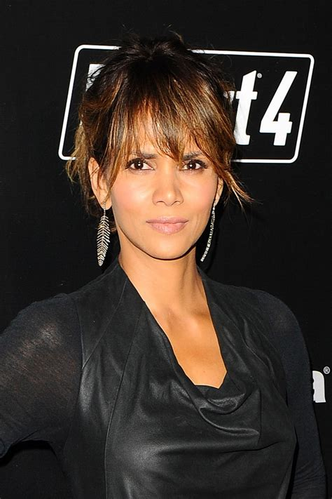Halle Berry by Halle Berry Fallout 4 Launch Event In Los Angeles