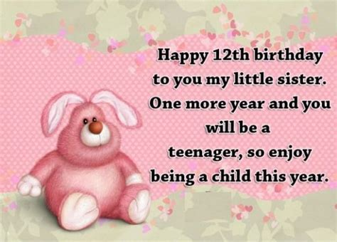 Happy 12th Birthday Quotes Happy 12th Birthday Wishes For Twelve Year Old Happy