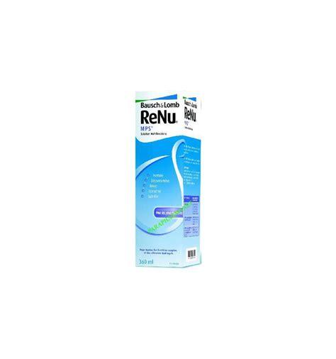 Mps A Multi Purpose Solution 100ml renu mps multipurpose solution baush lomb parapharmacy