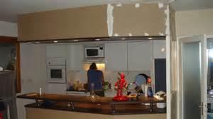 hauteur bar cuisine meuble cuisine