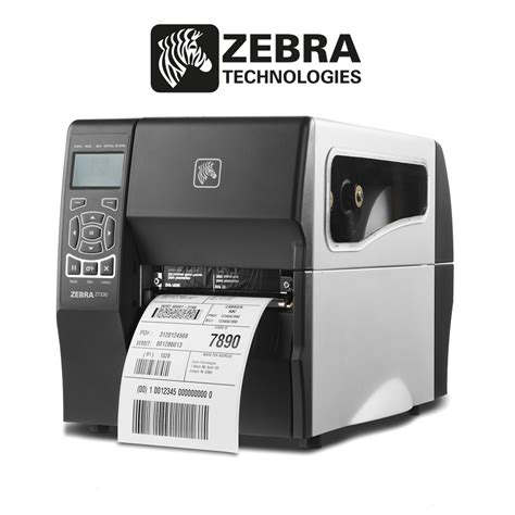 epl or zpl zebra zt230 industrial label printer 203dpi epl zpl