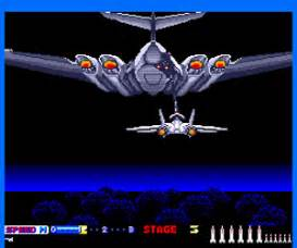 play turbografx 16 after burner ii (japan) online in your