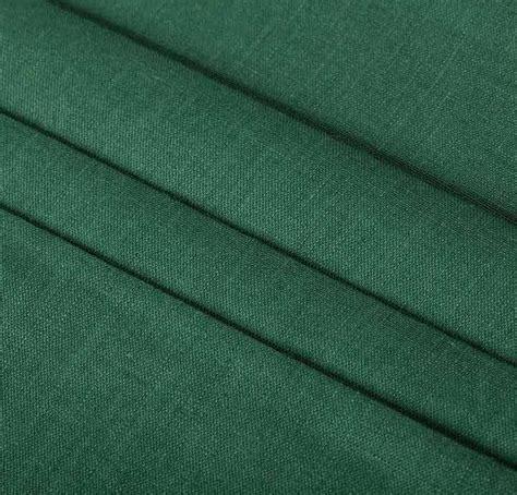 Sale Linen Bawal Limited Stok cotton linen blend green fabric linen fabric
