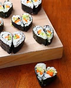 Vegan Thanksgiving Main Dish - valentine heart shaped sushi healthy amp cheap fast dinner food ideas for two bored fast food