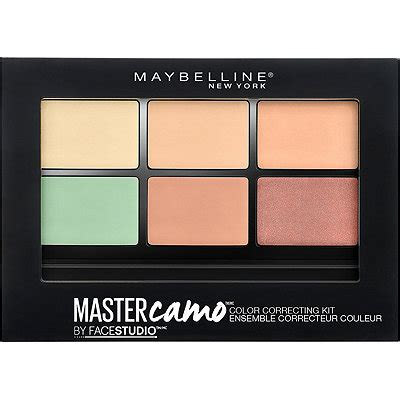 maybelline color corrector facestudio master camo color correcting kit ulta