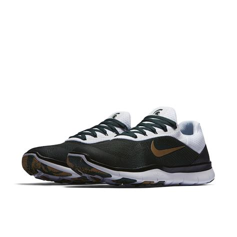 michigan state shoes nike releases michigan state edition week zero shoes