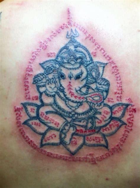 sak yant tattoo in singapore 17 best images about sak yant on pinterest buddhists