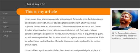 page layout with flexbox don t use flexbox for overall page layout jakearchibald com