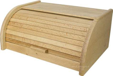 pane cassetta cassetta pane in legno di faggio