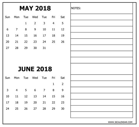 printable weekly calendar june 2018 journalingsage com may and june 2018 calendar printable larissanaestrada com