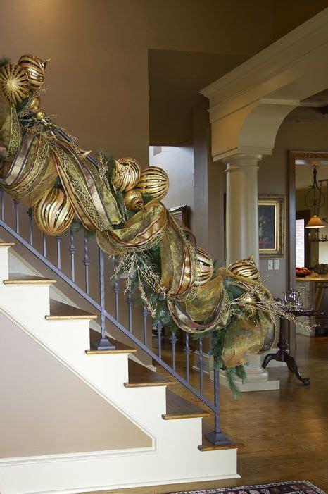 gitter für treppengeländer treppe mit dekor