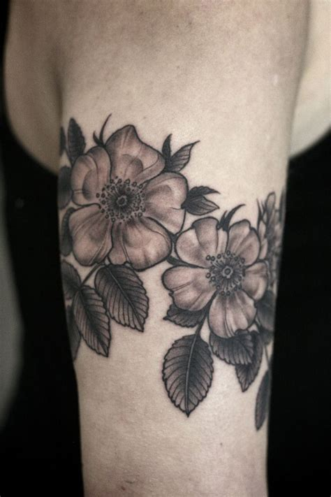 crazy rose tattoos 694 best floral tattoos images on ideas